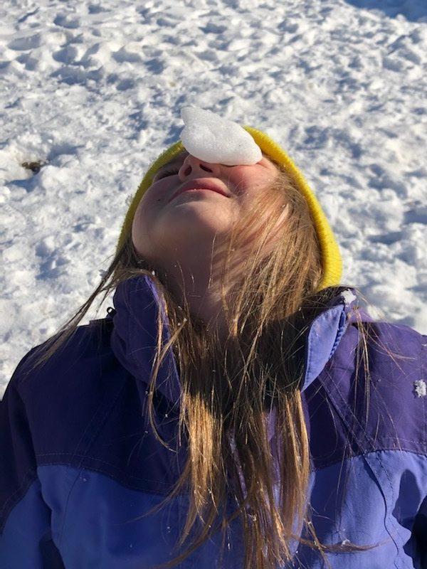 Spruce Mountain Elementary Winter Games 2020 Week 4