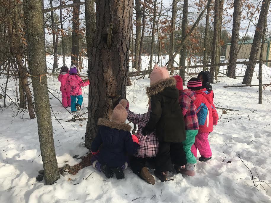 Waterboro Elementary School Winter Games 2020 Week 1