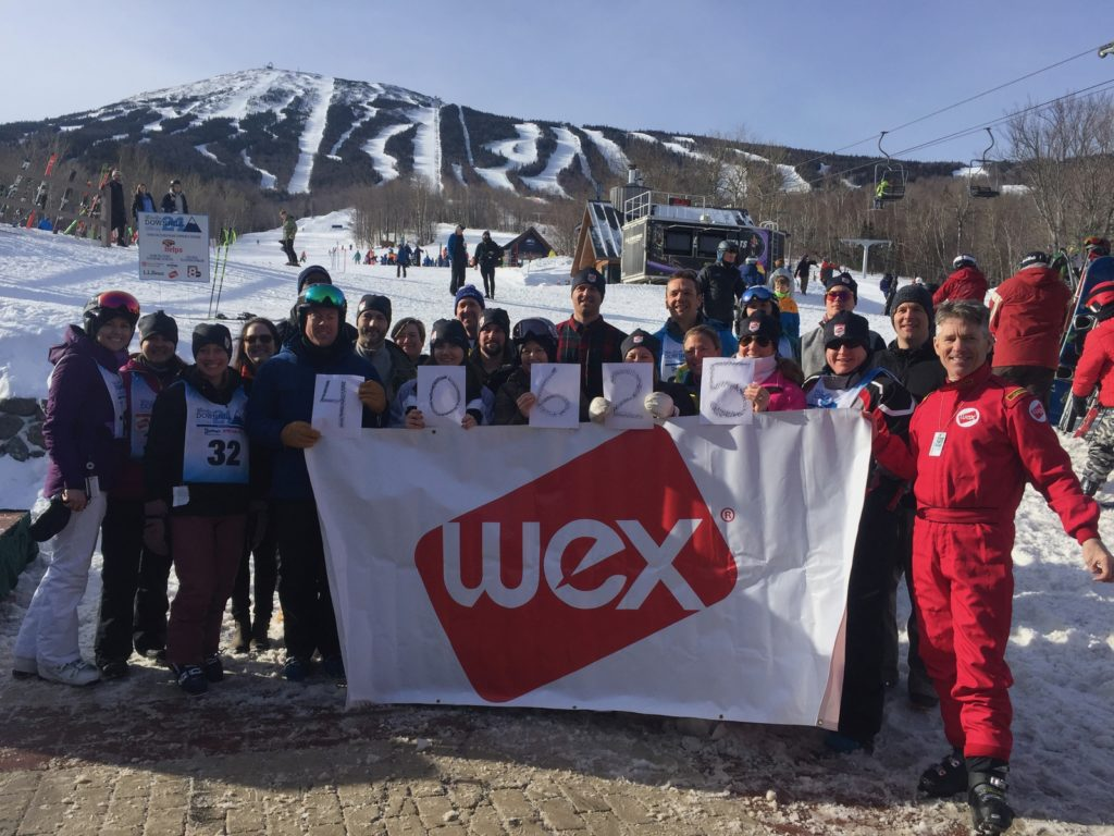 Wex Team at D24 Photo Credit Maine Life Media
