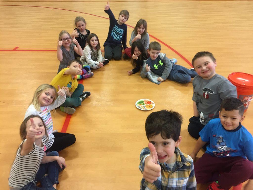 Whitefield Elementary School Winter Games 2020 Week 2