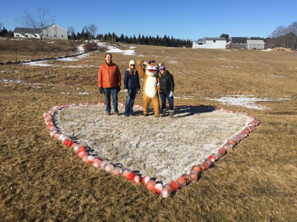 Whitefield Elementary School Winter Games 2020 Week 4