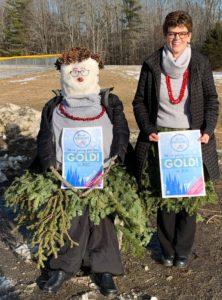 Winter Games 2020 Tiebreaker Prescott Memorial School