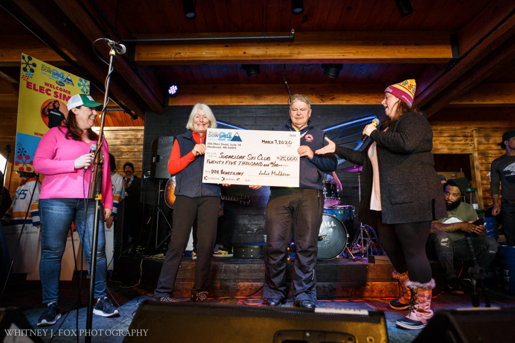 WinterKids gives $25,000 to Sugarloaf Ski Club King's Kids Fund