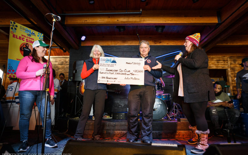 WinterKids gives $25,000 to Sugarloaf Ski Club