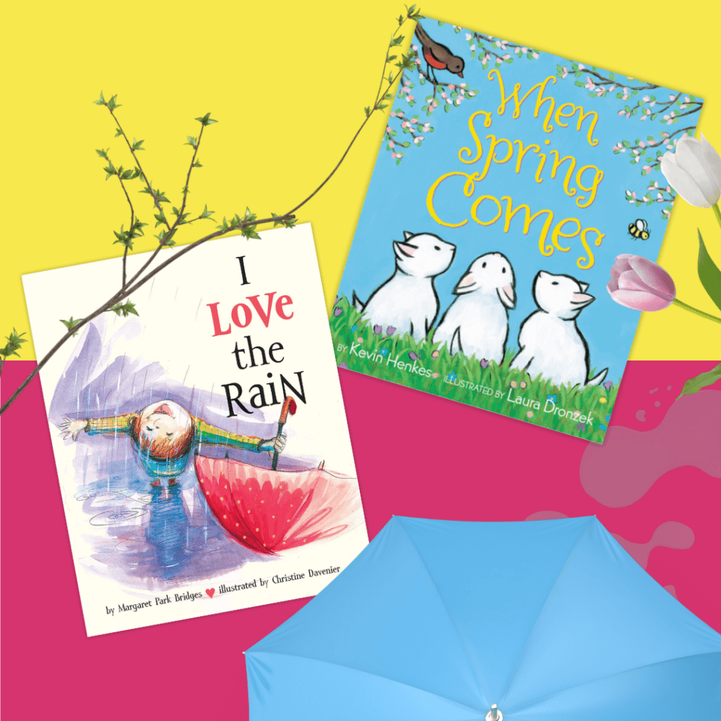Books of the Month: Spring is Springing!