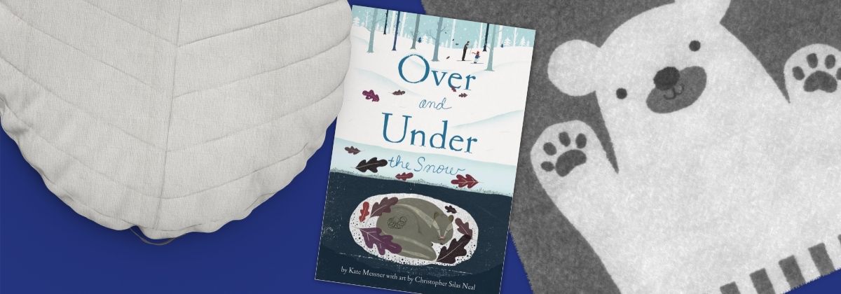 FEB 2020 book of the month-Over & Under The Snow