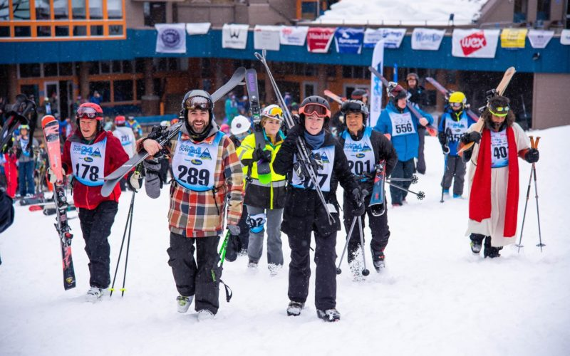 8th Annual WinterKids Downhill 24 At Sugarloaf Mountain: Photos & Results