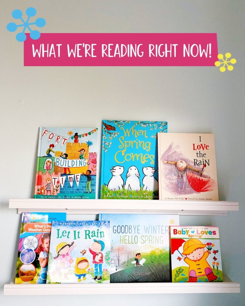 What were reading right now spring 2020