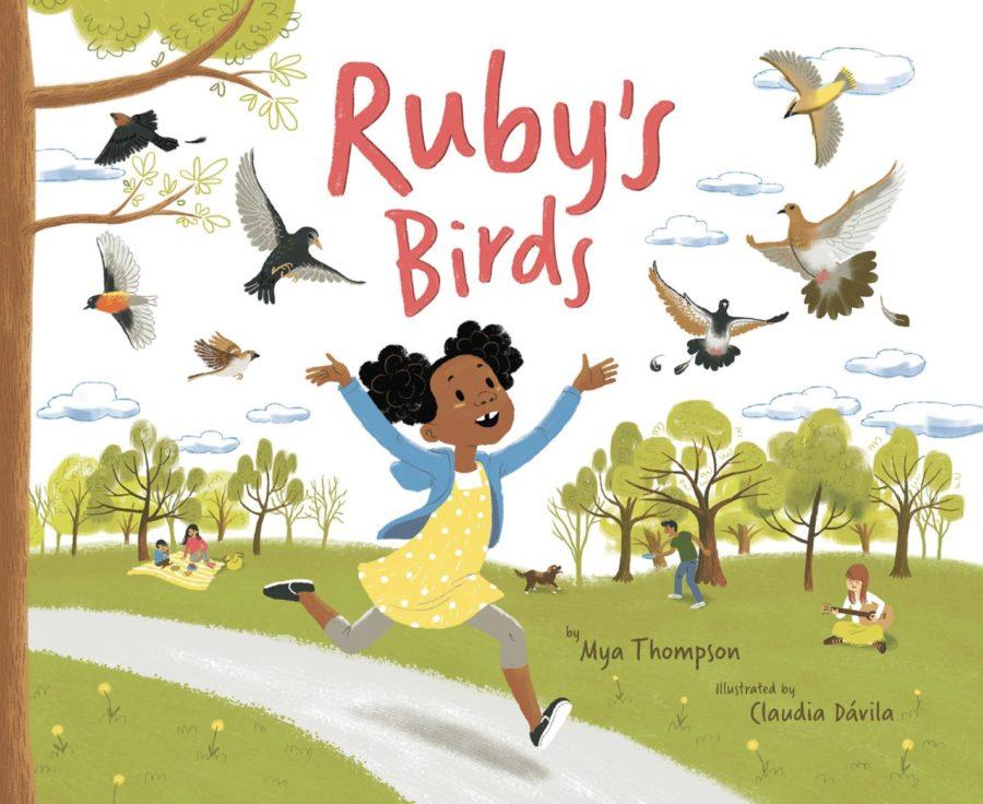 Rubys Birds by Mya Thompson