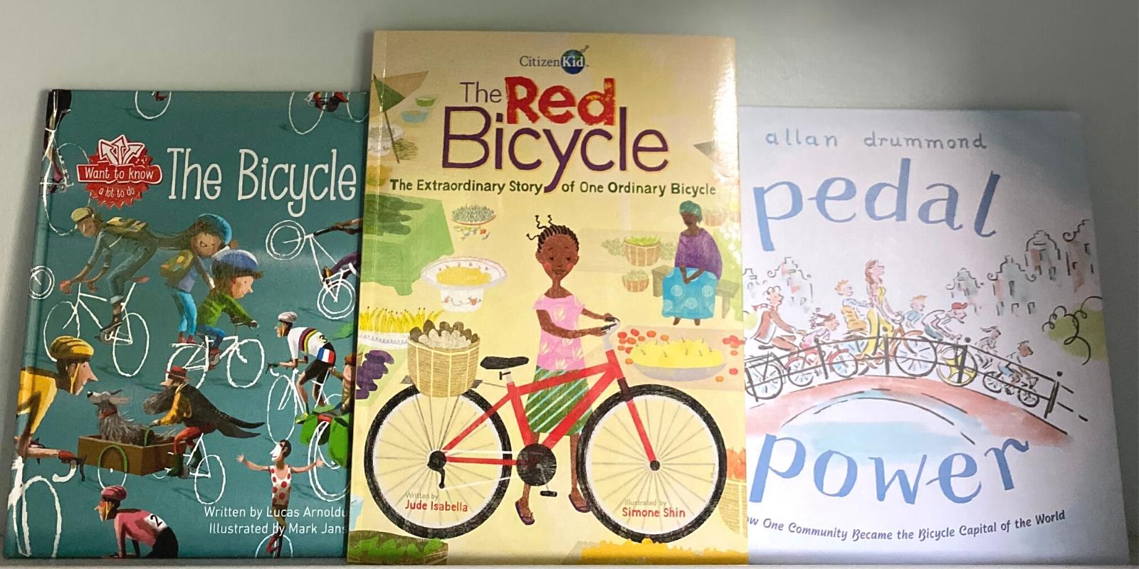 Books about biking