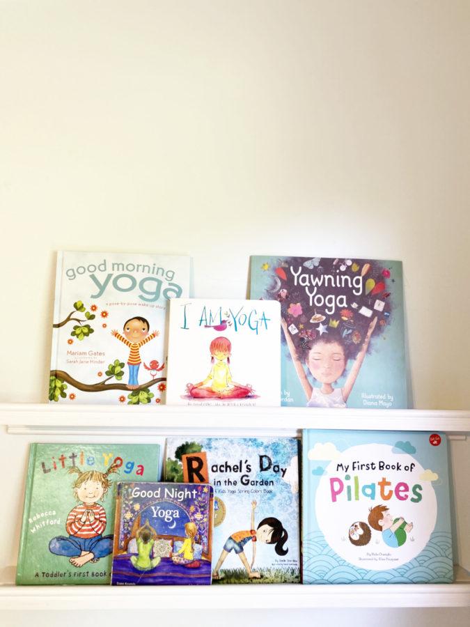 Kids Yoga Books WinterKids Blog