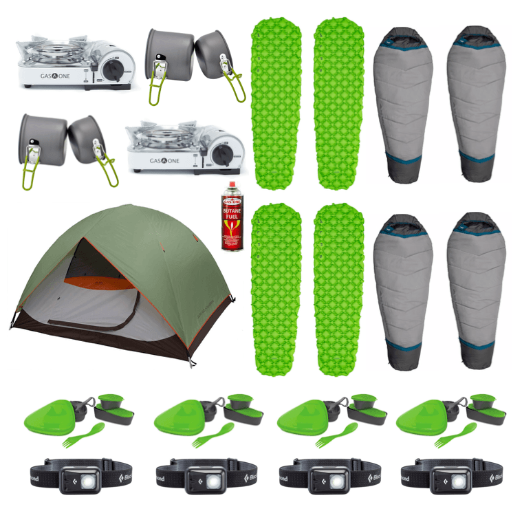 Back40 Family Camping Kit