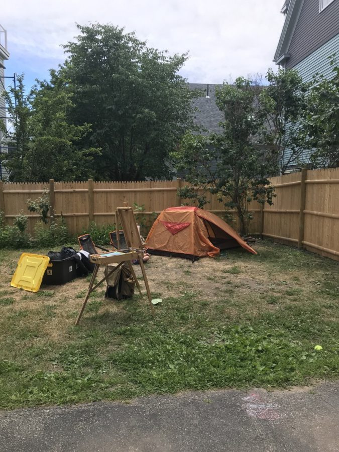 Backyard Summer Camp with Back40 Gear