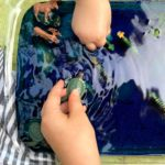 Stories & Sensory Tables: Swimming Animals