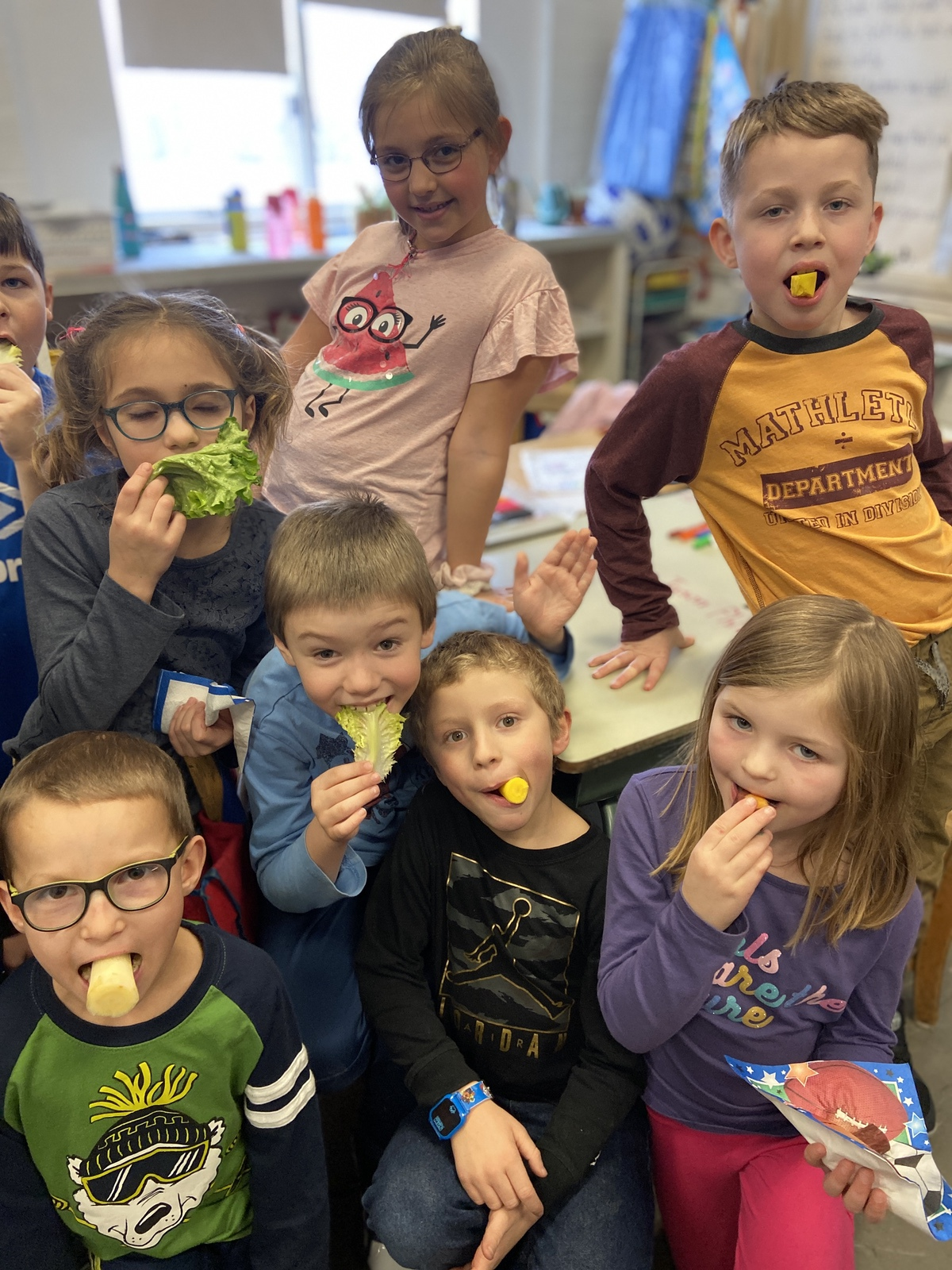 Smoothie Challenge Dr Levesque Elementary2
