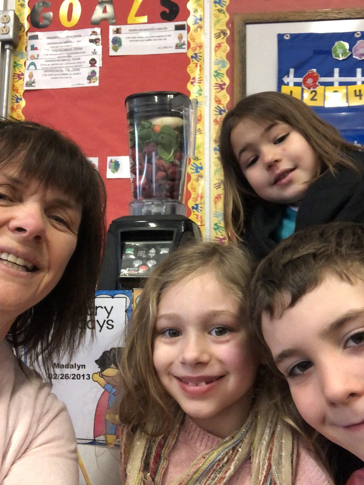 Smoothie Challenge Dr Levesque Elementary3