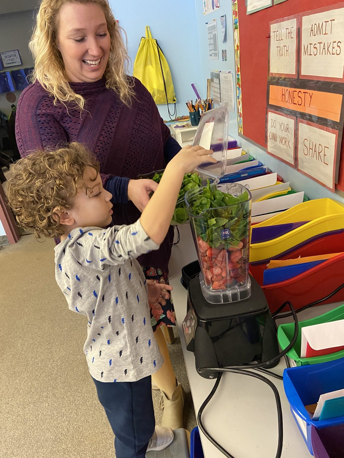 Smoothie Challenge Dr Levesque Elementary5