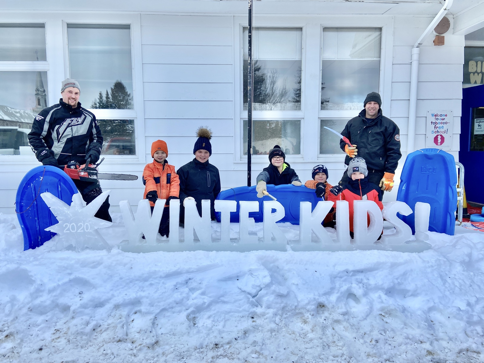 12 Ideas for Outdoor Winter Fun Winter Games 2020 Week 3 Dr Levesque Elementary School