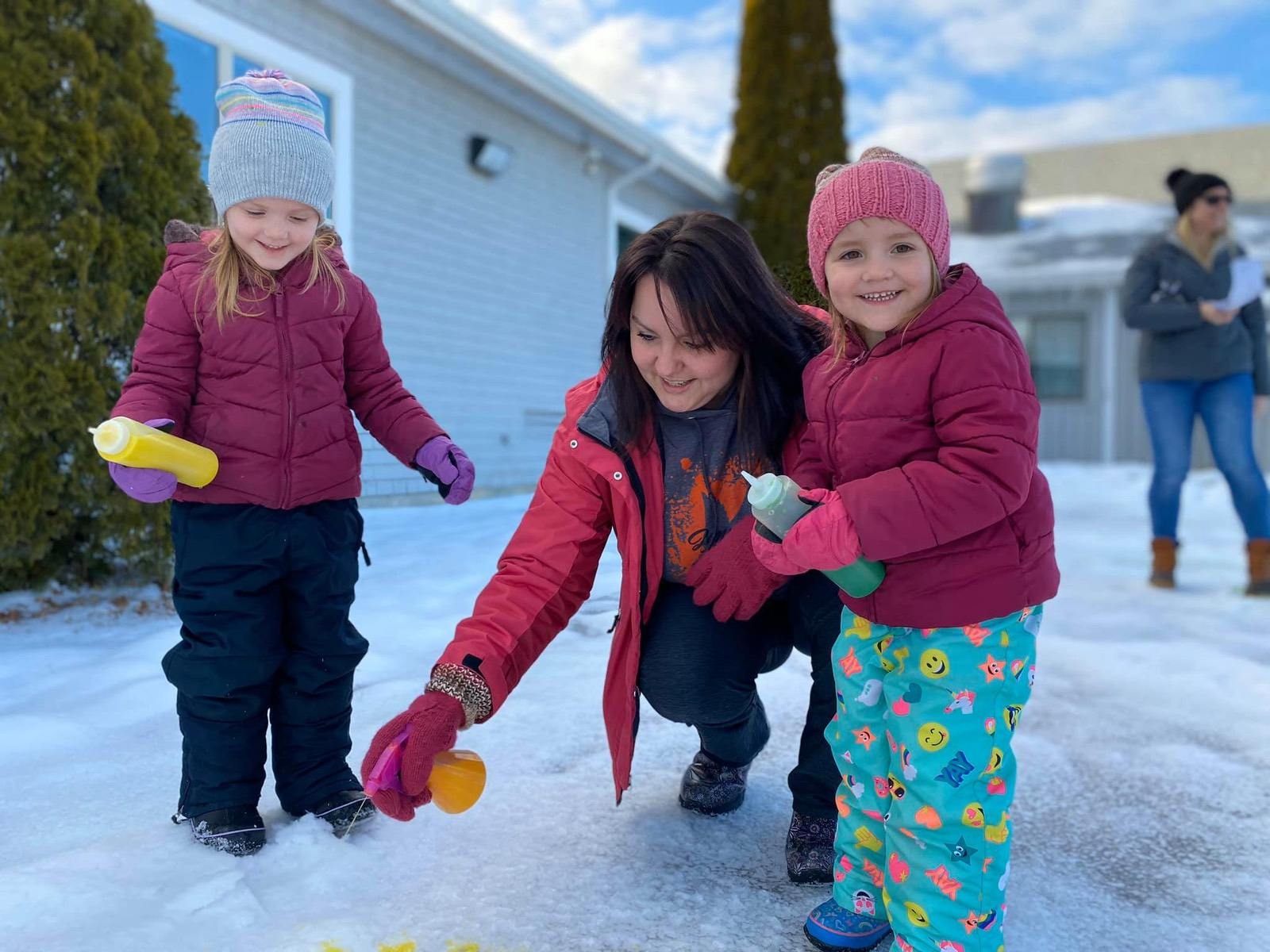 12 Ideas for Outdoor Winter Fun Winter Games 2020 Week 3 Jonesport Elementary School