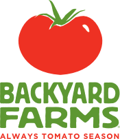 Backyard Farms Logo Winter Games 2021 Sponsor