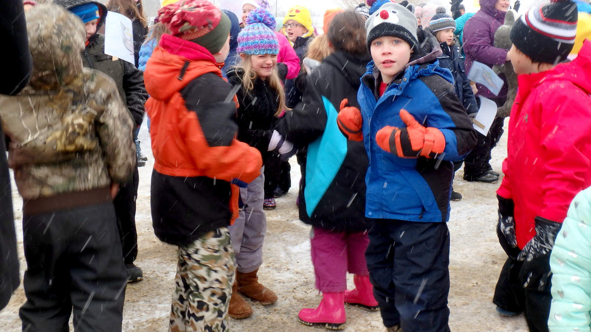 Winter Games shifts to include hybrid and remote students
