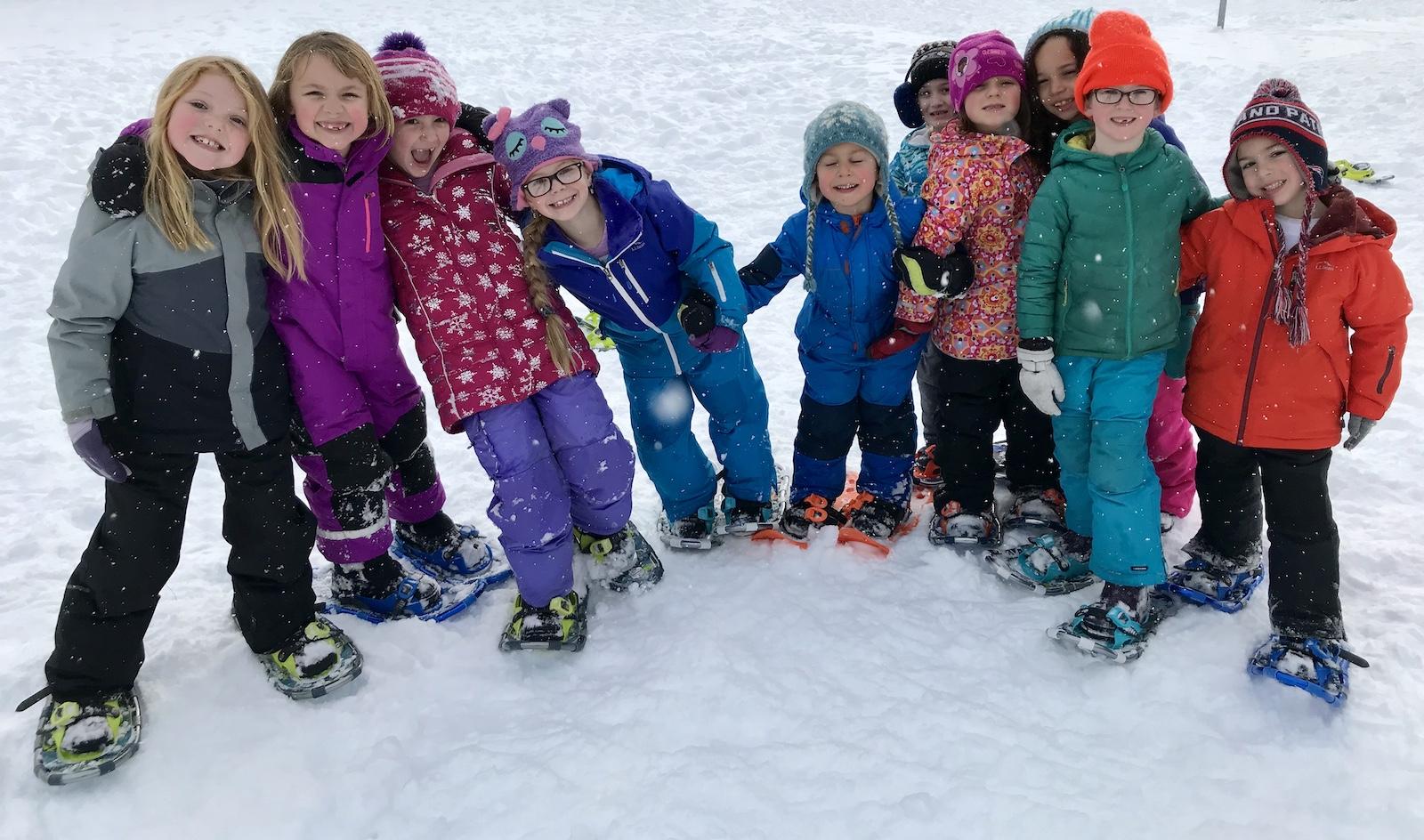 Winter Games 2020 Week 1 West Bath School
