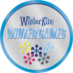 WinterKids Winter Games 2021 logo