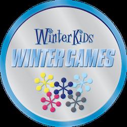 WinterKids Winter Games 2021 logo