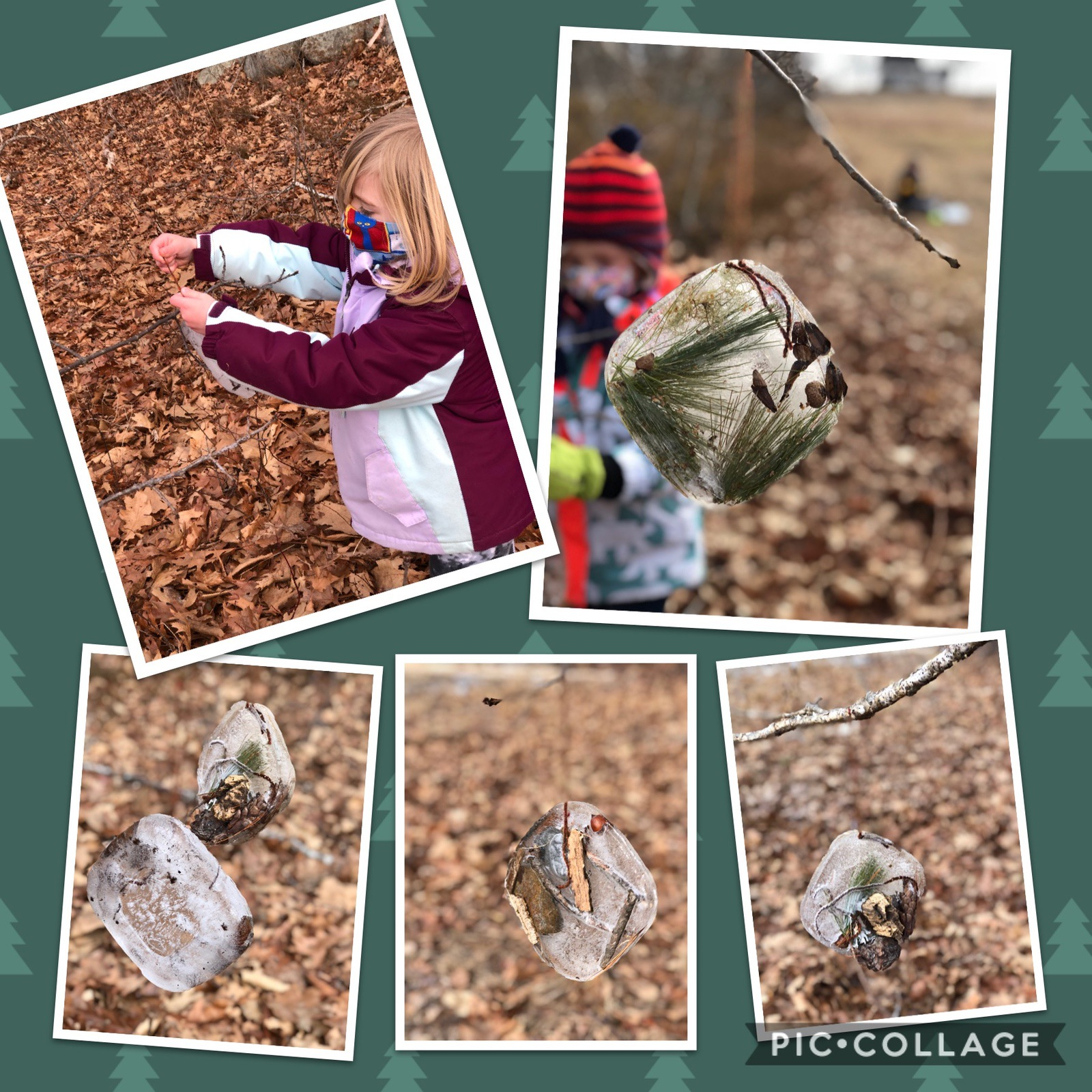 1st Grade Edgecomb Eddy 2 Week 2 Winter Games 2021 Moment of the Week