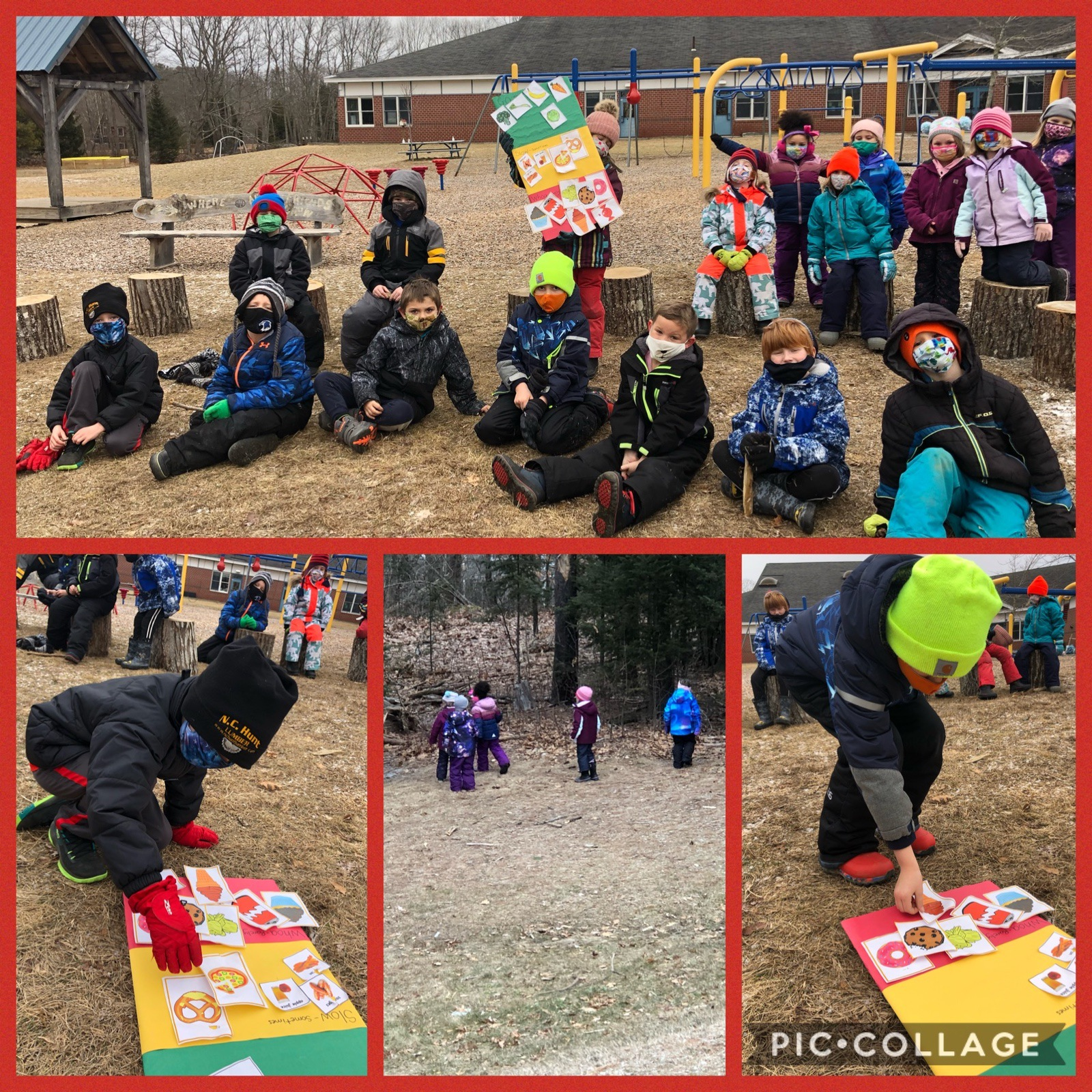 1st Grade Edgecomb Eddy Week 2 Winter Games 2021 Moment of the Week