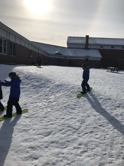 2nd Grade Edgecomb Eddy 10 Week 2 Winter Games 2021 Moment of the Week