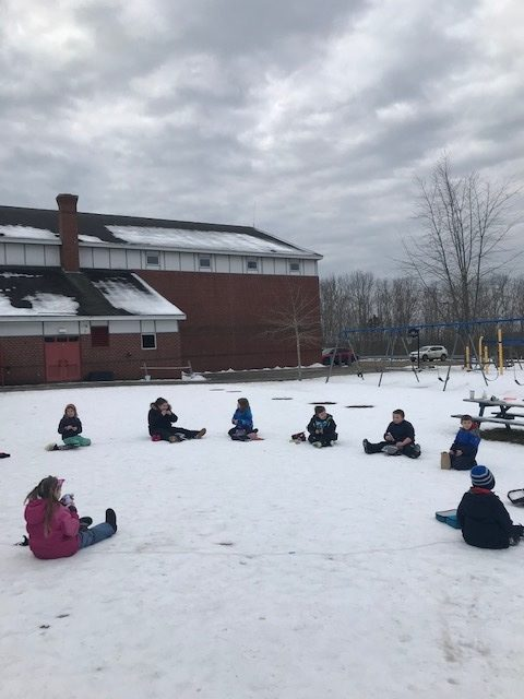 2nd Grade Edgecomb Eddy 13 Week 2 Winter Games 2021 Moment of the Week