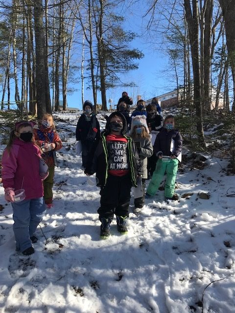 2nd Grade Edgecomb Eddy 15 Week 2 Winter Games 2021 Moment of the Week