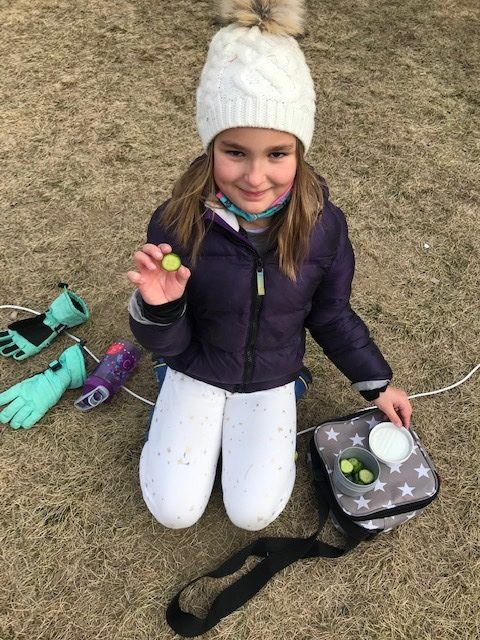 2nd Grade Edgecomb Eddy 7 Week 2 Winter Games 2021 Moment of the Week