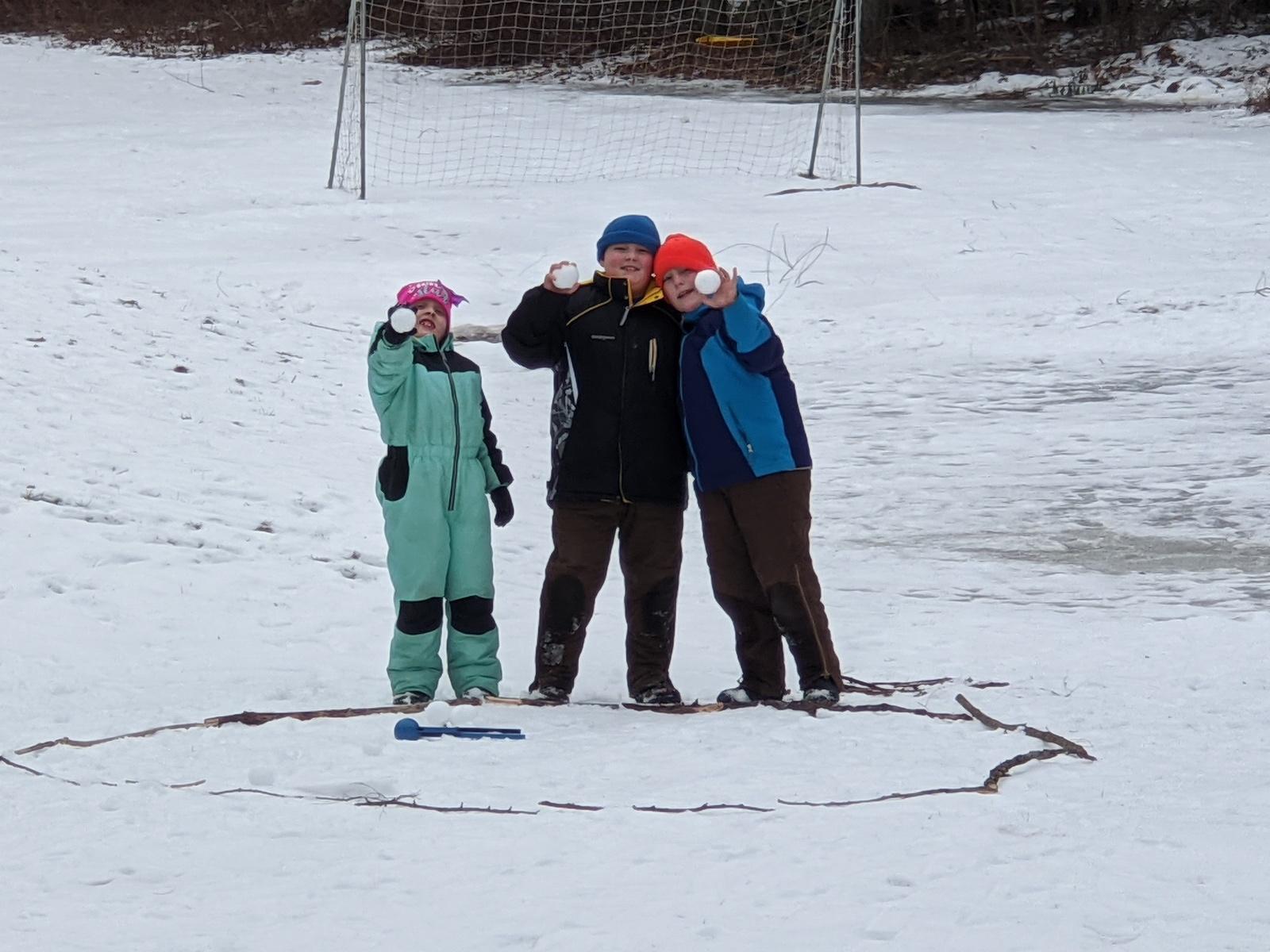 4th Grade Village School 2 Week 2 Winter Games 2021 Moment of the Week