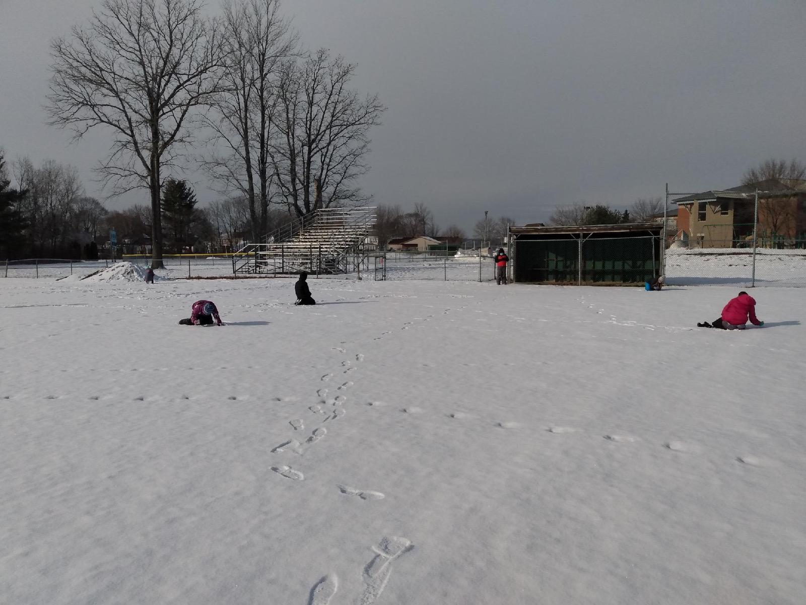 4th Grade Winslow Week 2 Winter Games 2021 Moment of the Week