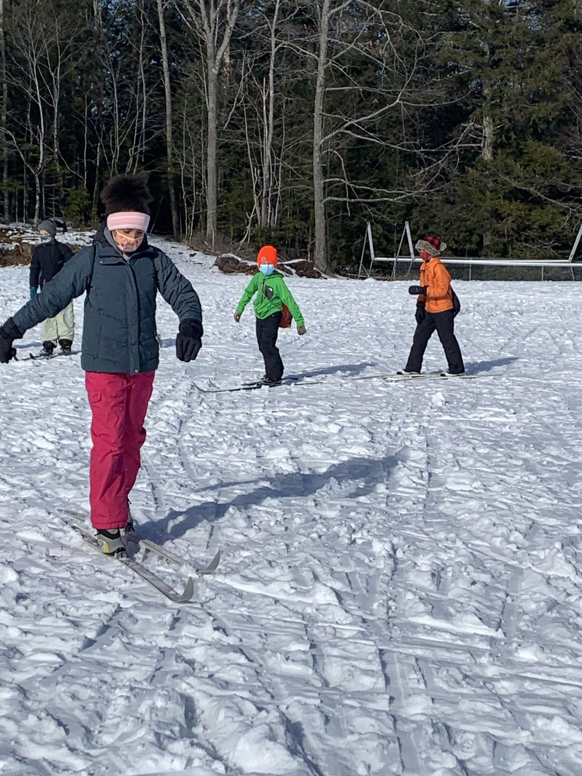 5th Grade Dedham 2 Week 2 Winter Games 2021 Moment of the Week