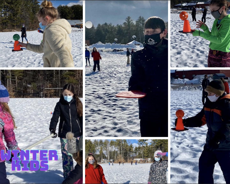 6th 8th Grade Molly Ockett Week 2 Winter Games 2021 Moment of the Week