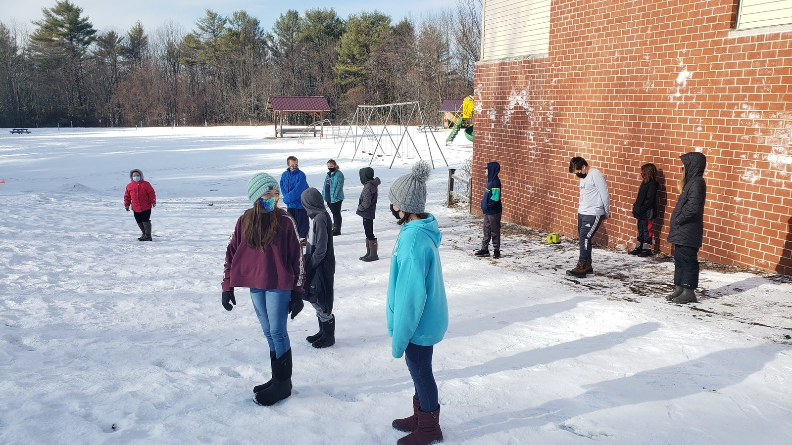 6th Grade Harrison Week 2 Winter Games 2021 Moment of the Week 2