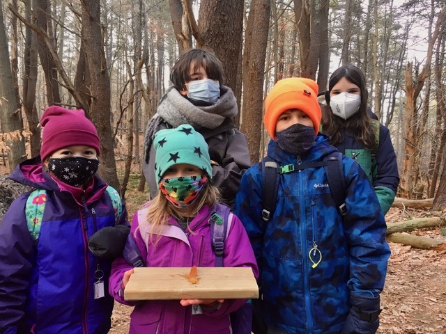 K 2nd Grade Forest Kids 2 Week 2 Winter Games 2021 Moment of the Week