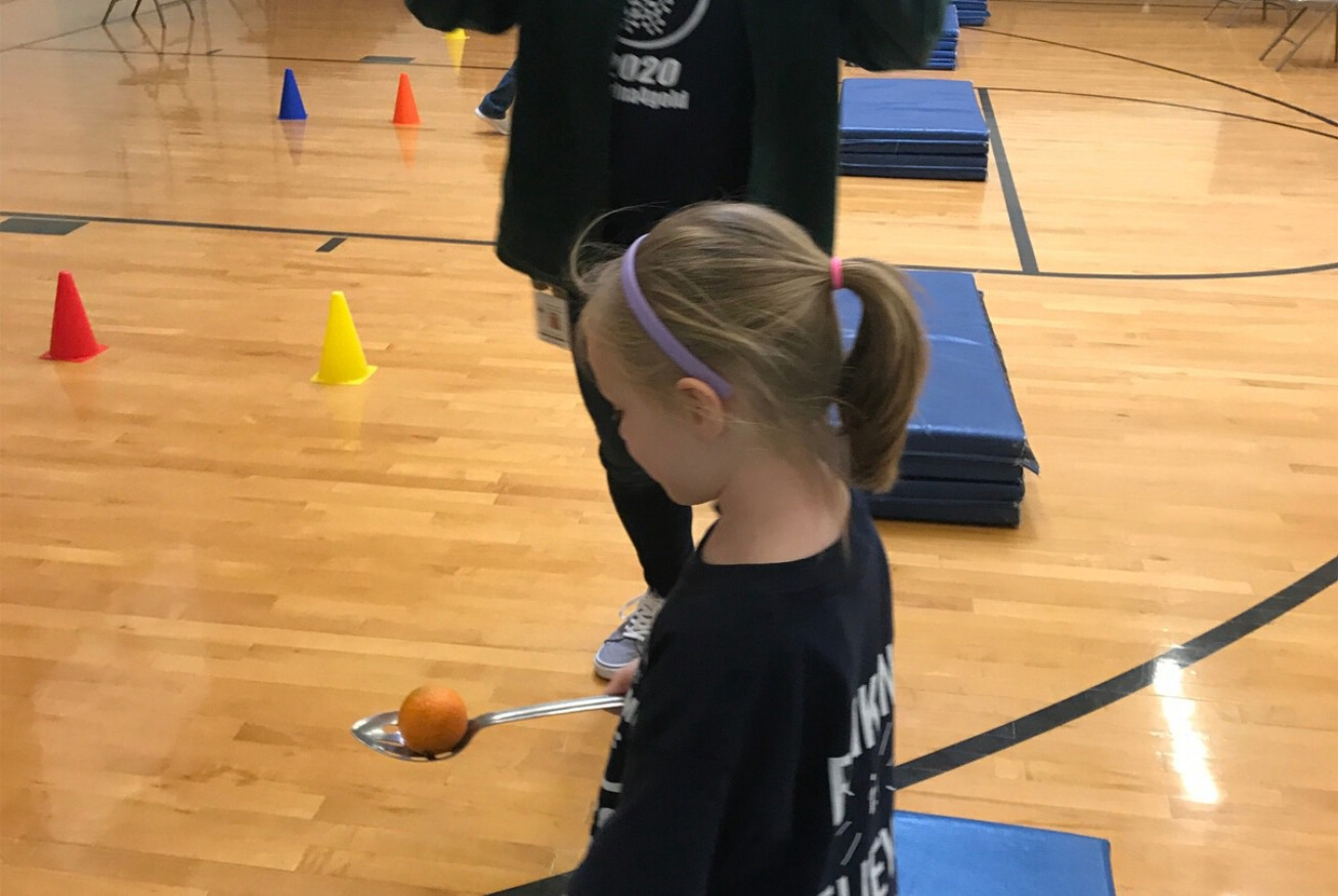 Orange in January Activity Edna Libby