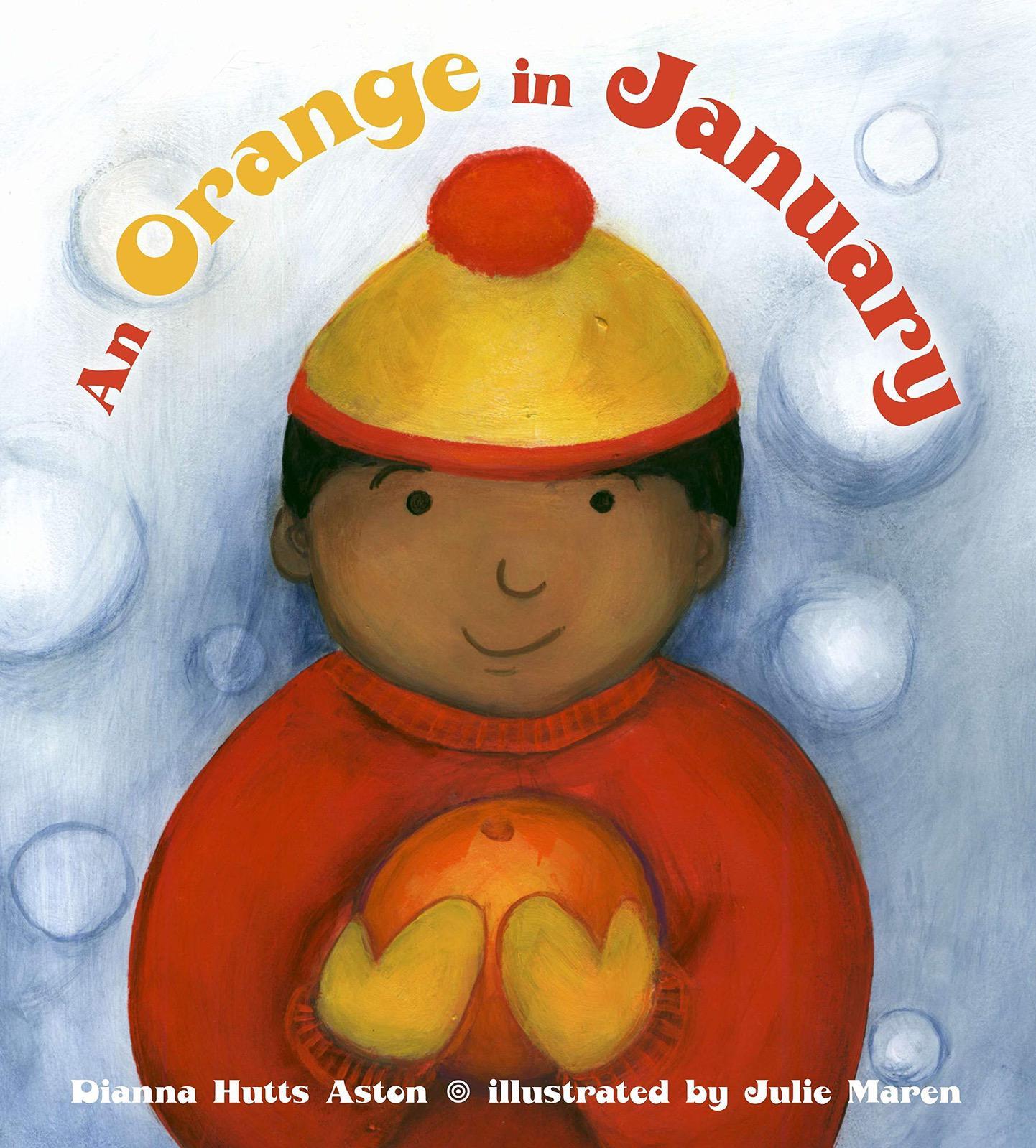 Orange in January