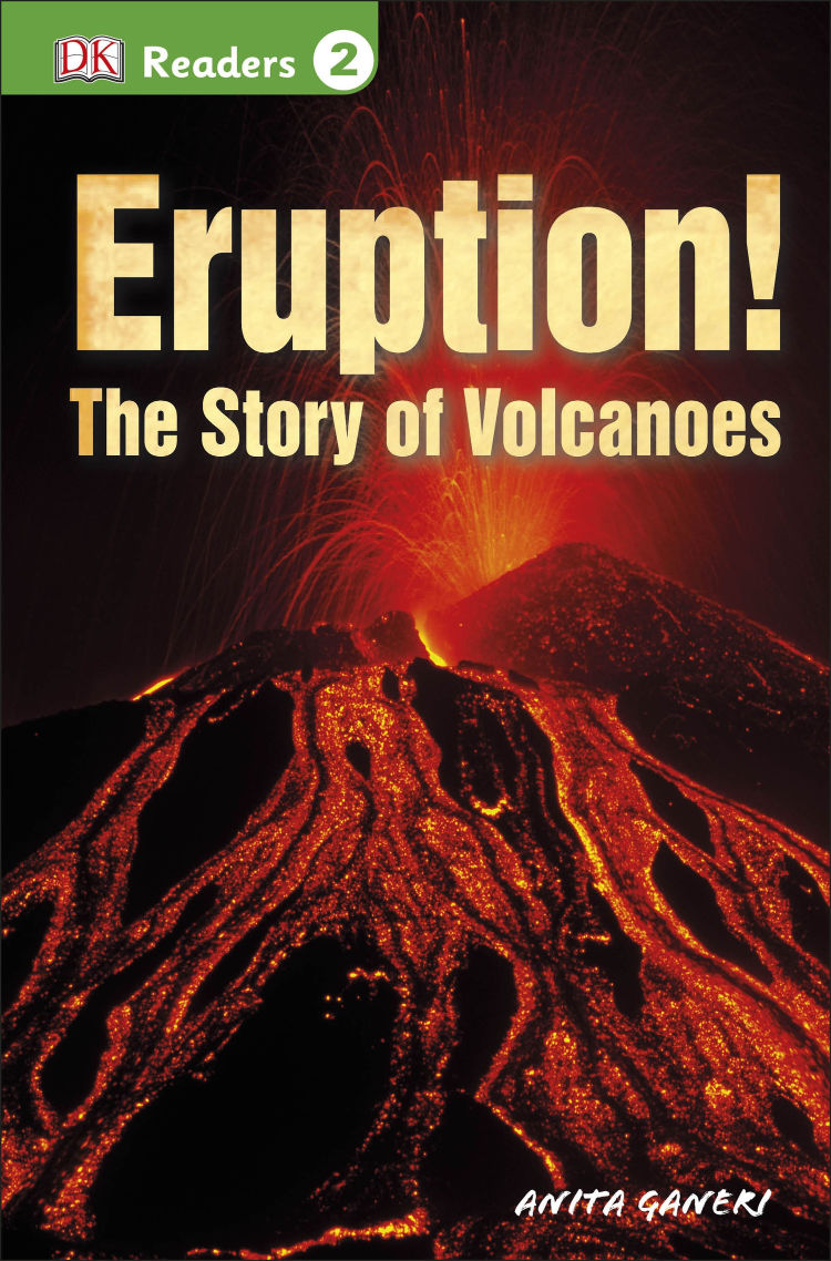 Snow Volcanoes Companion Reading Eruption The Story of Volcanoes