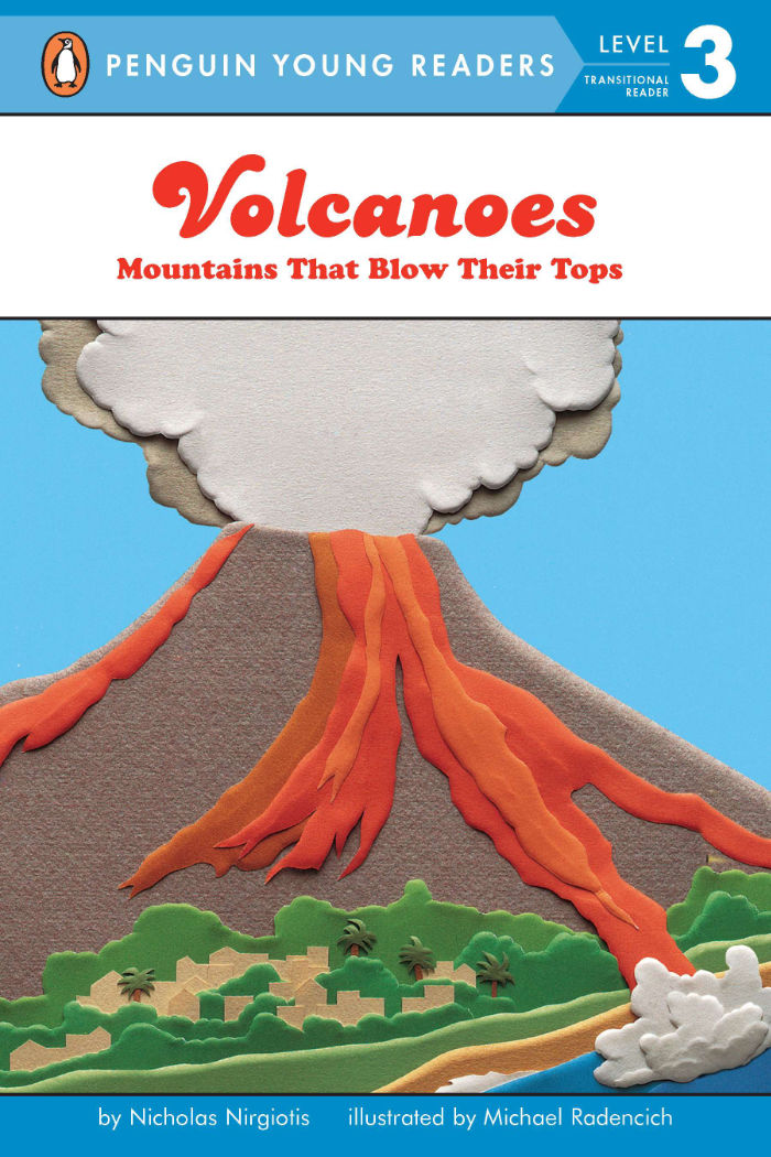 Snow Volcanoes Companion Reading Volcanoes Mountains that Blow Their Tops