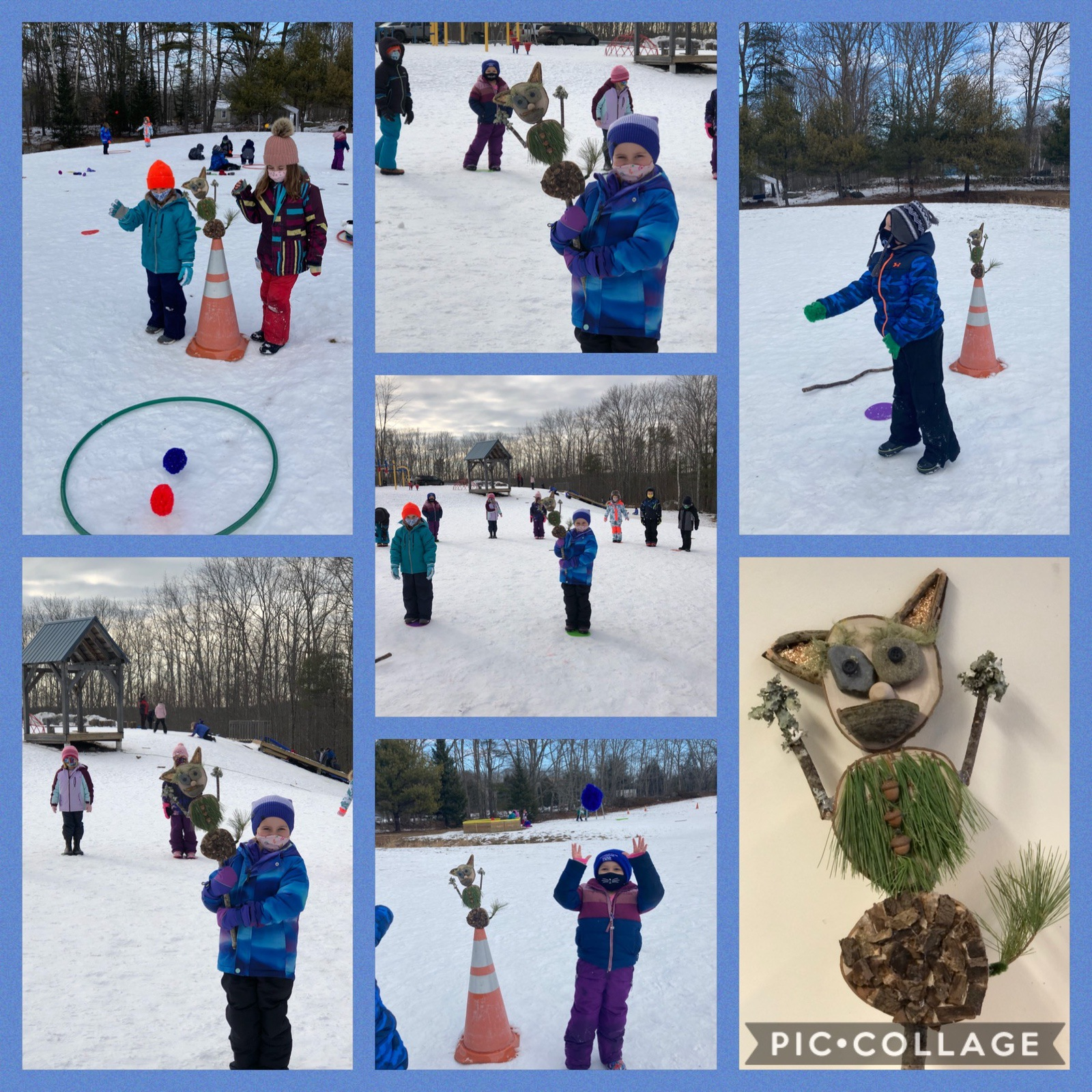 Week 1 1st Grade Edgecomb Eddy Winter Games 2021 Moment of the Week