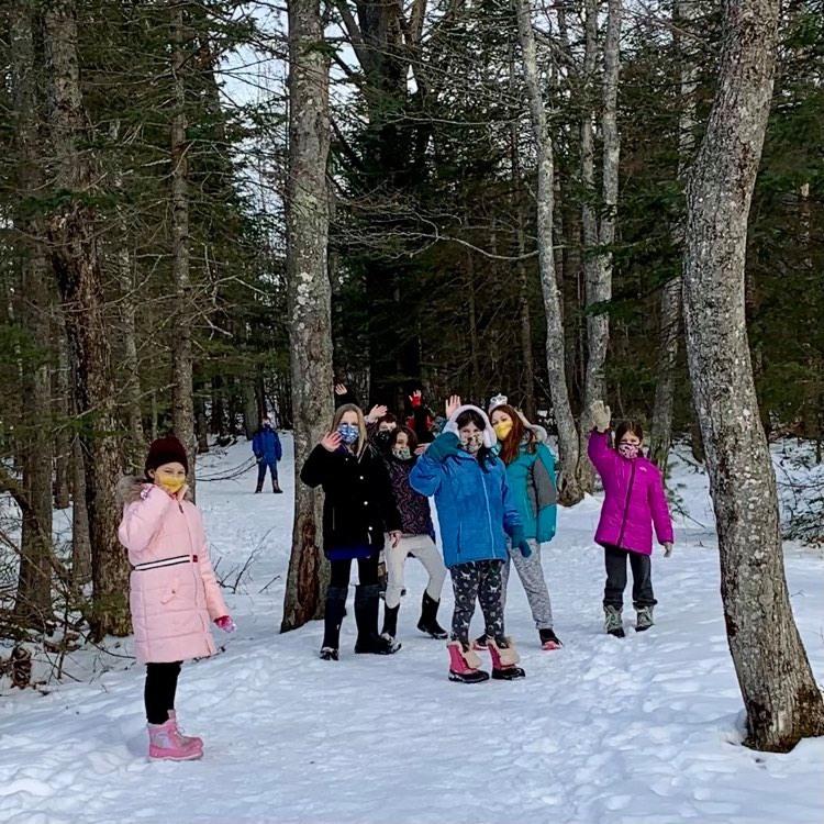 Week 1 3 4 Grade Miles Lane Winter Games 2021 Moment of the Week
