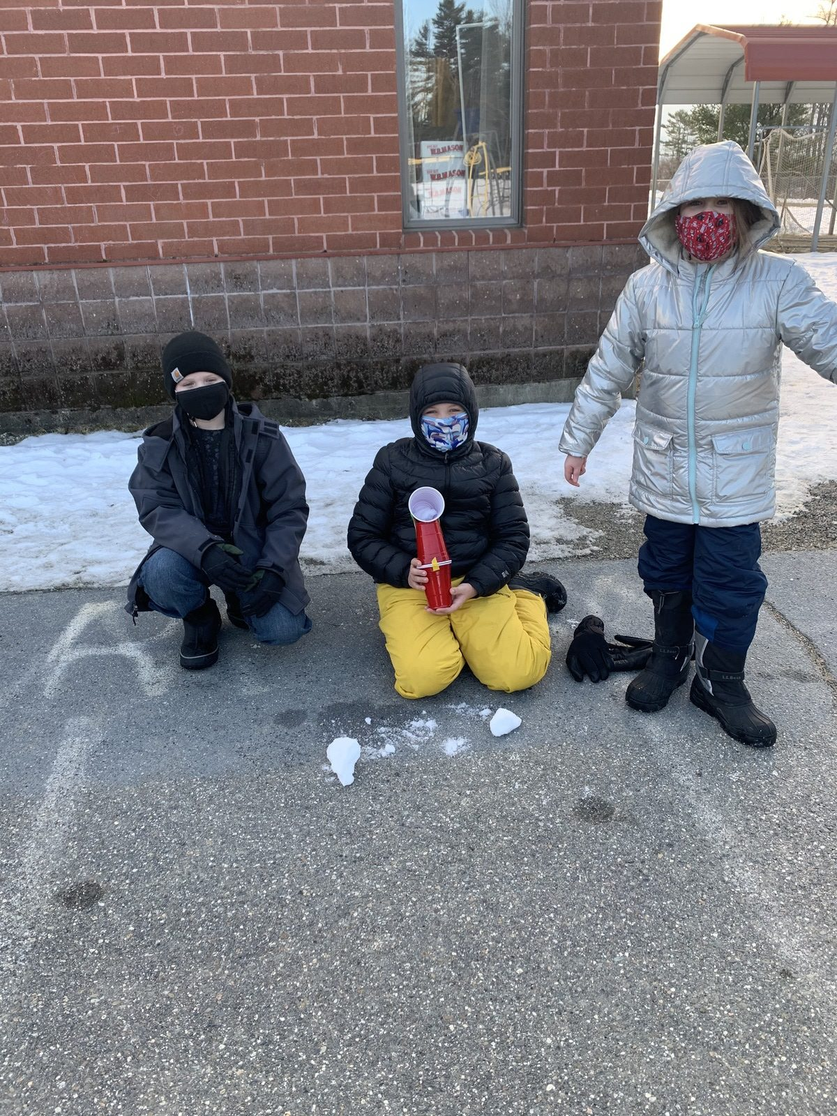 Week 1 3 4th Grade Miles Lane Entery 2 Winter Games 2021 Moment of the Week