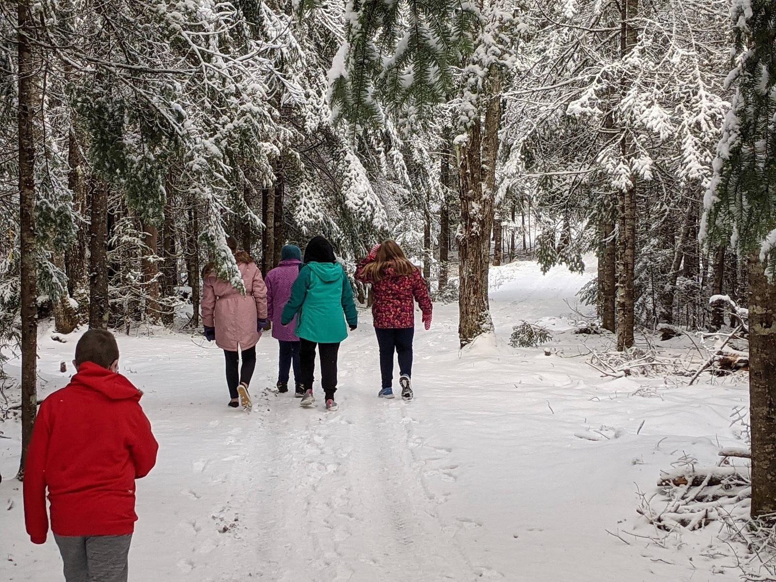 Week 1 5th Grade Rose M Gaffney School Winter Games 2021 Moment of the Week
