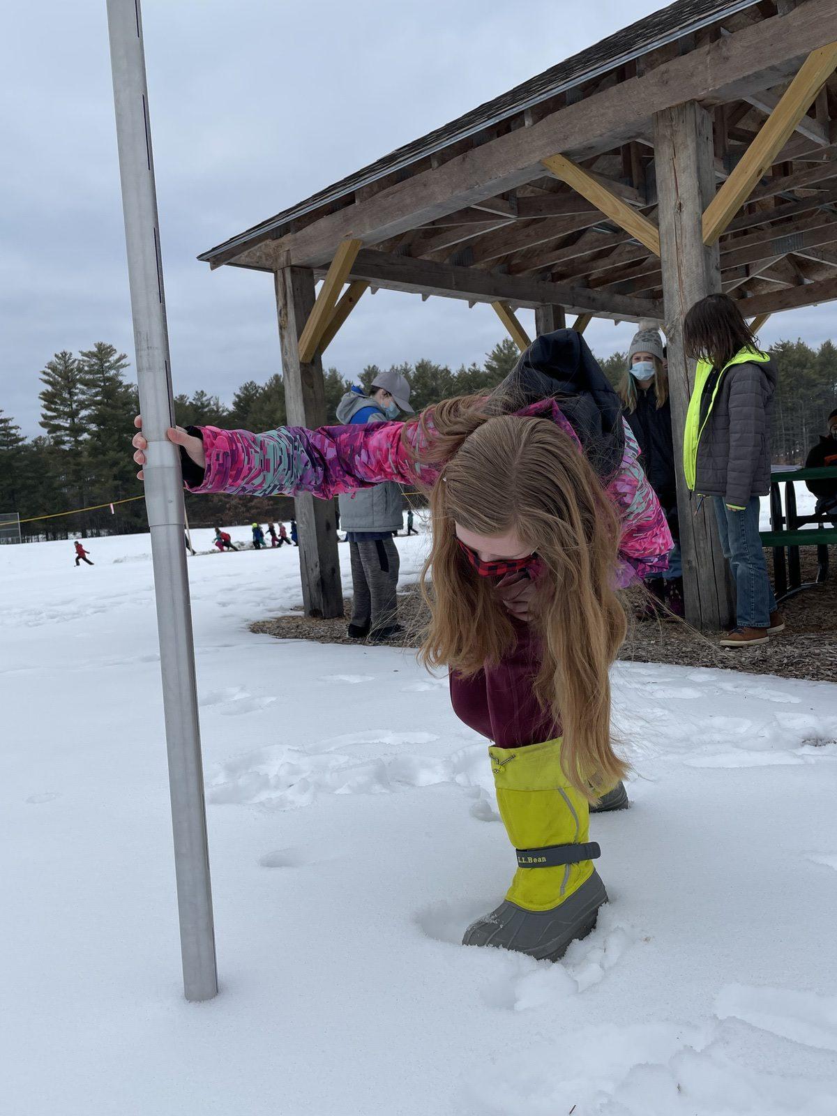 Week 1 6 8 Grade Molly Ockett Winter Games 2021 Moment of the Week