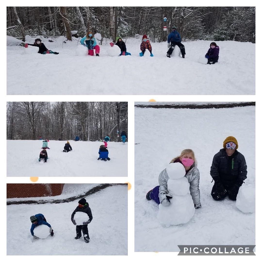 3rd Grade Harrison Elementary Week 3 Winter Games 2021 Moment of the Week